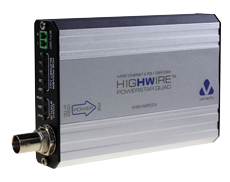 Veracity HIGHWIRE IP Over COAX Devices