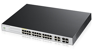 Zyxel Cloud Managed Switches