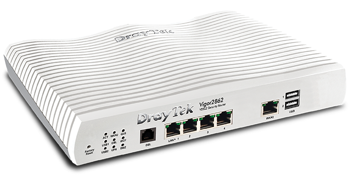 DrayTek Modems, Routers & Bridges