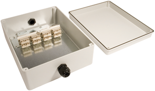 Fibre Optic Wall Boxes And Wall Box Accessories