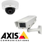 Axis IP Network Security and Surveillance