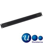 Usystems 4210 Cable Management Brush and Edging Strip