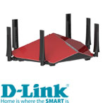 D-Link Routers and Modems