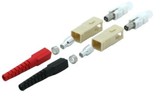 Fibre SC Connectors