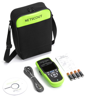 NetScout LinkRunner AT Network Auto-Tester