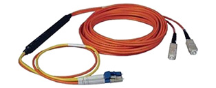 Mode Conditioning Fibre Optic Cables