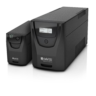 Riello NET POWER 600-2000VA Single phase - USB port and software for Windows/Linux/Mac