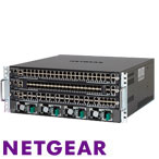 Netgear M6100 Campus Edge and SMB Core Chassis Switch Series