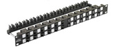 Excel Keystone Jack Patch Panel - Unloaded
