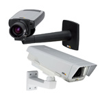 Axis Q16 Series Fixed Box Cameras