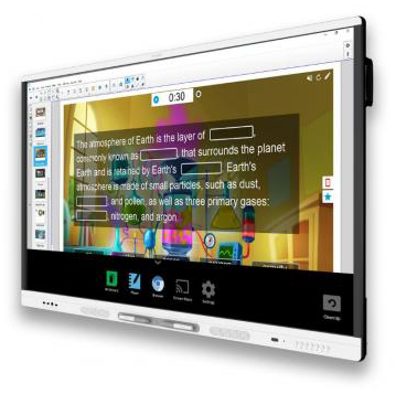 SMART Interactive Whiteboards And Flat Panels