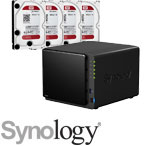 Synology Pre-Populated Nas Solutions