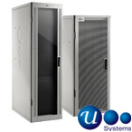 USpace 800mm Wide Data Cabinets (600mm Deep)