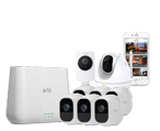 Wireless IP Security Cameras