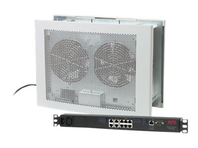 APC Cooling solutions for IT equipment from network closets to data centers