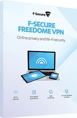 F-Secure Freedome VPN Privacy Protection