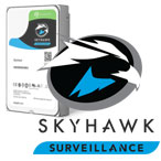 Seagate SkyHawk Surveillance Hard Drives