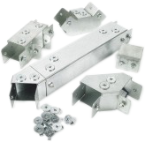 Unistrut Three Trunking Range