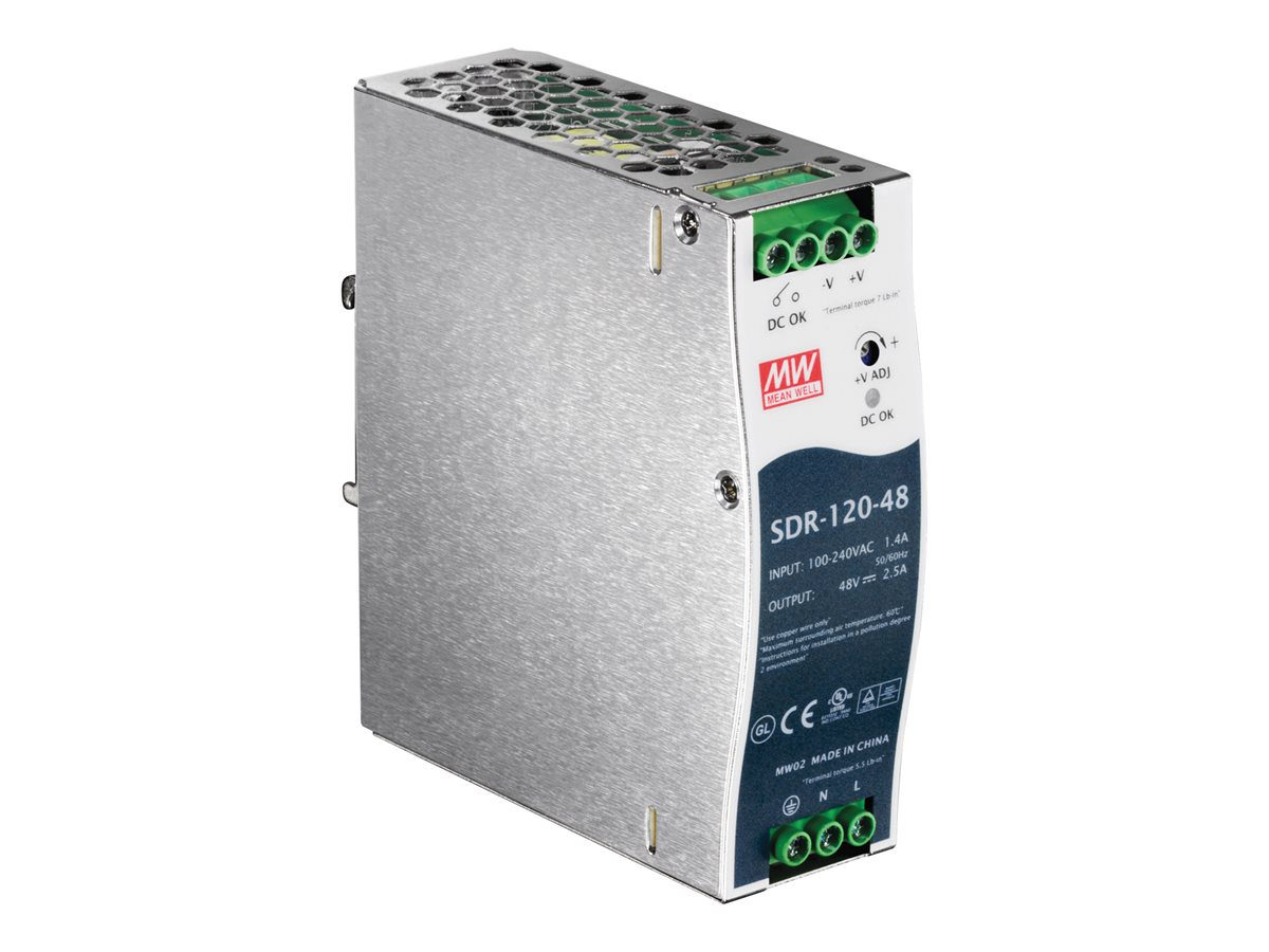 TRENDnet Industrial Switch Power Supplies