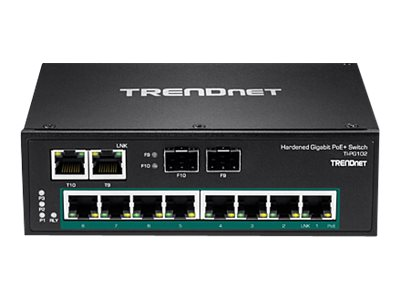 TRENDnet Industrial Switches