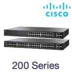 Cisco 200 Series Switches