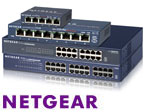 Netgear Gigabit Unmanaged Desktop Switches
