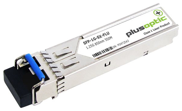 PlusOptic Fluke Networks Compatible SFP Multimode