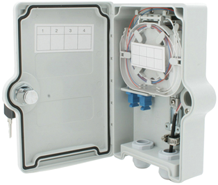 IP65 Rated Wall Mounted Distribution Boxes