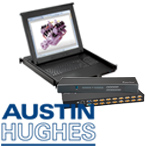 Austin Hughes Console Drawer and KVM Solutions