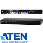Aten Cat5 KVM Switches