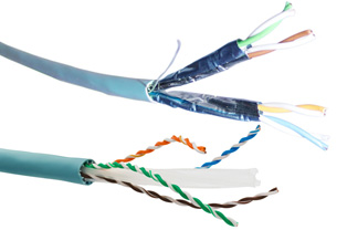 Cat6A Solidcore Cable