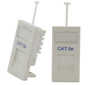 Cat5e Value Modules