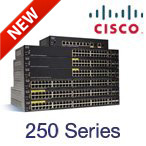 Cisco 250 Series Switches