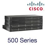 Cisco 500 Series Switches