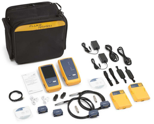 Fluke Networks Versiv DSX-5000 Cable Certification Family