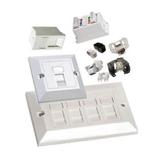 Excel RJ45 Modules & Module Kits