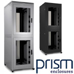 Prism PI 2 Compartment Co-Location Data Cabinets