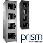 Prism PI 4 Compartment Co-Location Data Cabinets