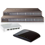 10/100 Fast Ethernet Unmanaged Switches