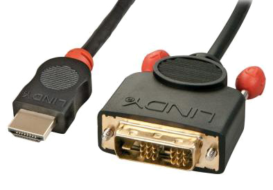 Lindy HDMI to DVI Cables