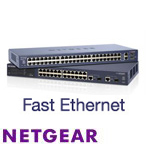 Netgear 10/100 Smart Switches
