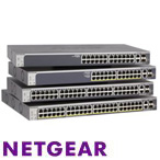 Netgear Stackable Gigabit Smart Switches