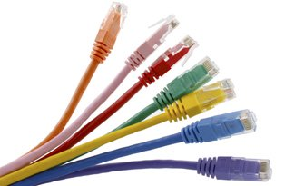 RJ45 Ethernet Cable/Patch Leads & Cables
