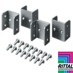 Rittal TE7000 Earthing Baying and Rail Accessories