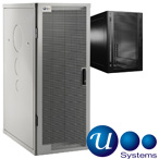 600mm x 1000mm USpace Server Cabinets-Racks