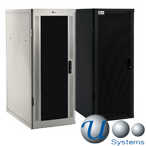 USpace Value Floor Standing Server Cabinets