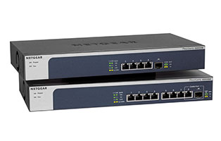 Netgear 10 Gigabit Unmanaged Smart Switches