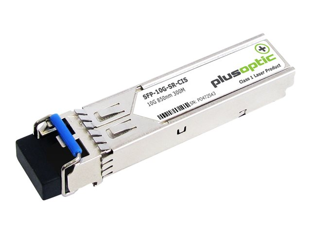 PlusOptic Cisco Compatible 10G SFP+ Multimode