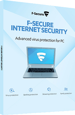 F-Secure Internet Security for PC