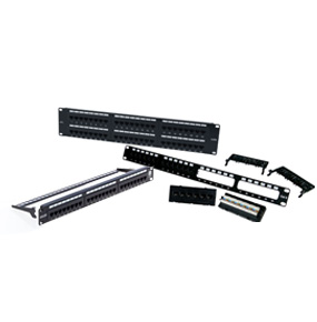 Excel / RJ45 Cat6 Patch Panels